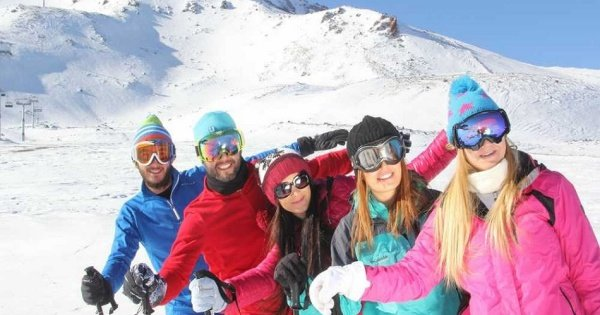 Erciyes (Argaeus) Mountain Full Day Ski Tour from Cappadocia