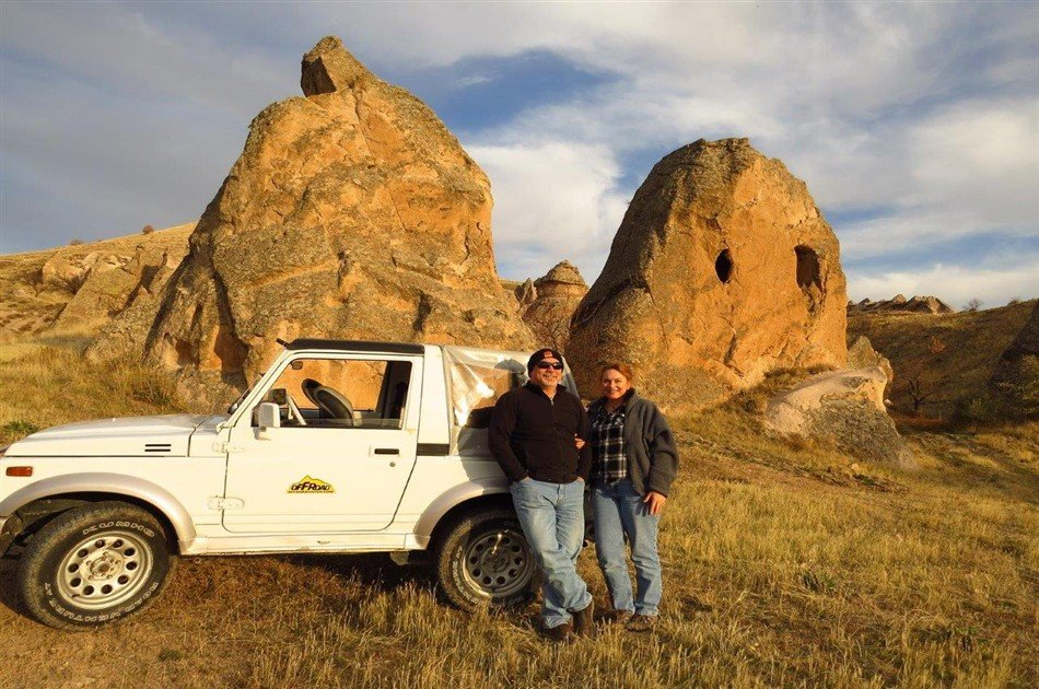 Exciting Cappadocia Jeep Safari