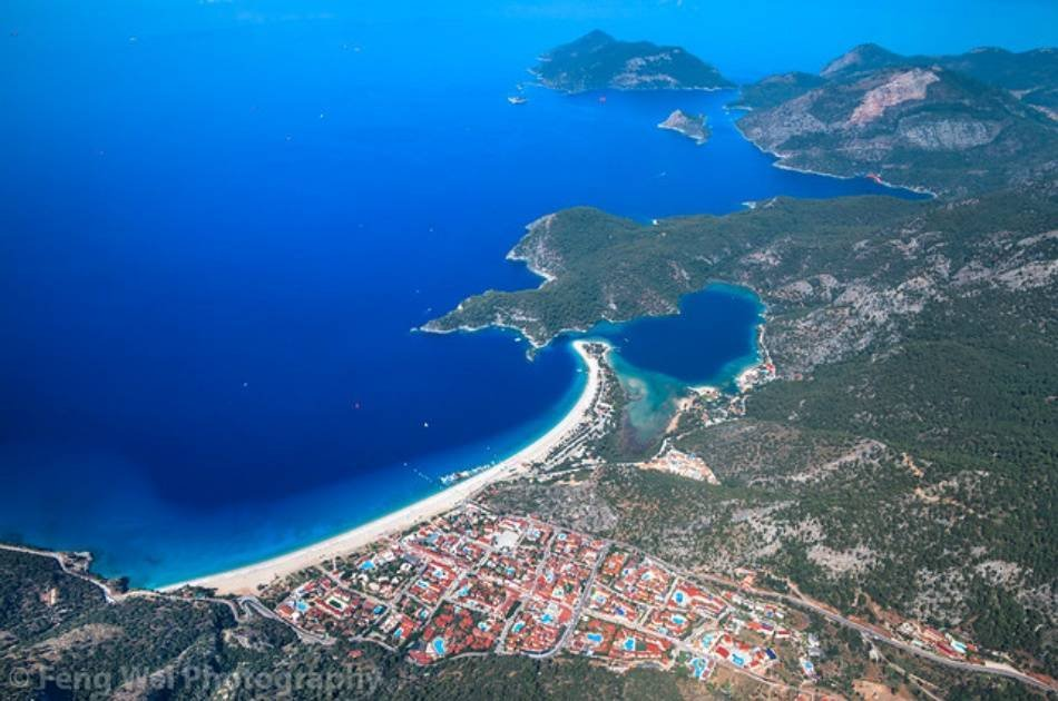 Experience Paragliding With a Tour Along the Turkish Coast