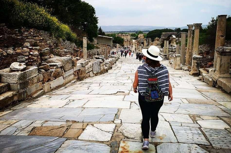 Explore Ephesus & Archeology Museum on a Private Tour from Kusadasi Port