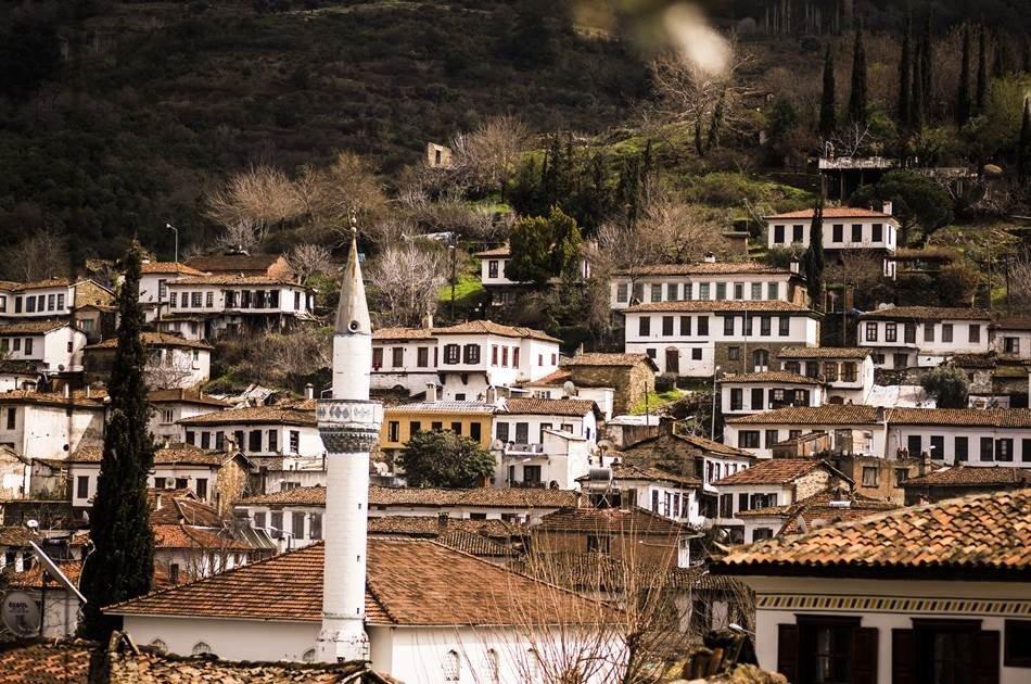 Family Fun in Ephesus & Sirince Village From Kusadasi