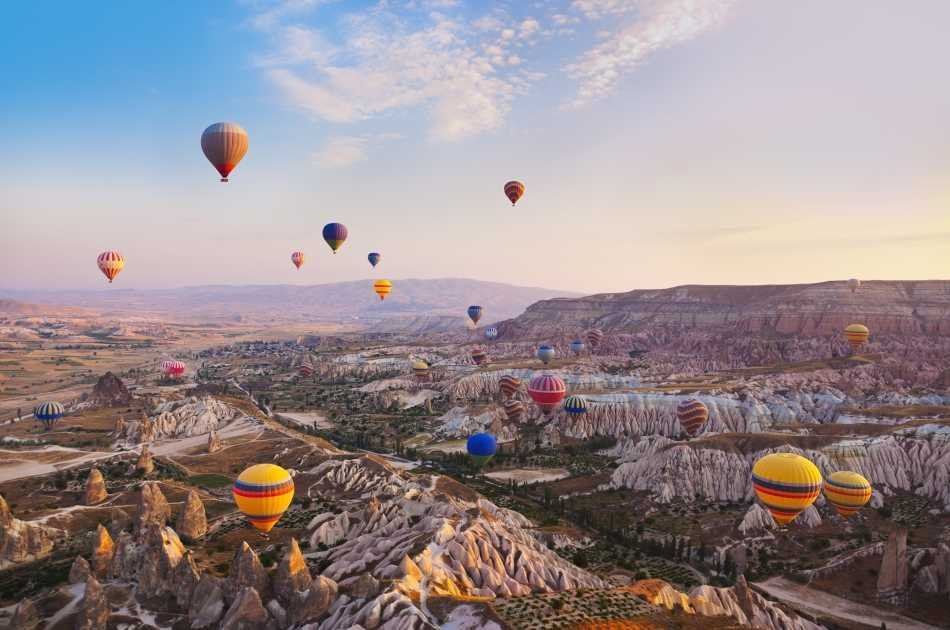 Feel The Magic of The Fairy Chimneys on A Southern Cappadocia Turkey Tour