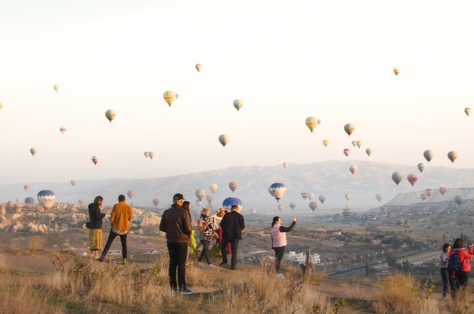 Full Day Cappadocia Red Group Tour