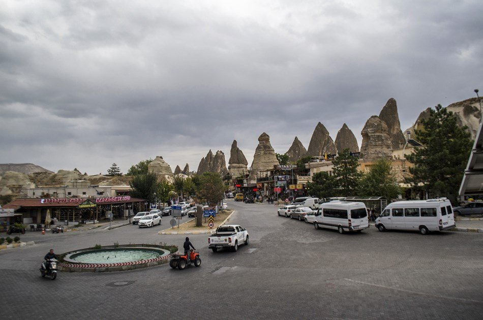 Full Day Highlights Group Tour of Cappadocia