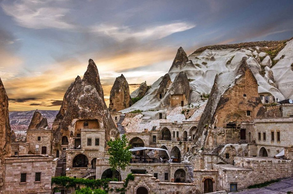 Full Day North Cappadocia Small Group Tour (Red Tour)
