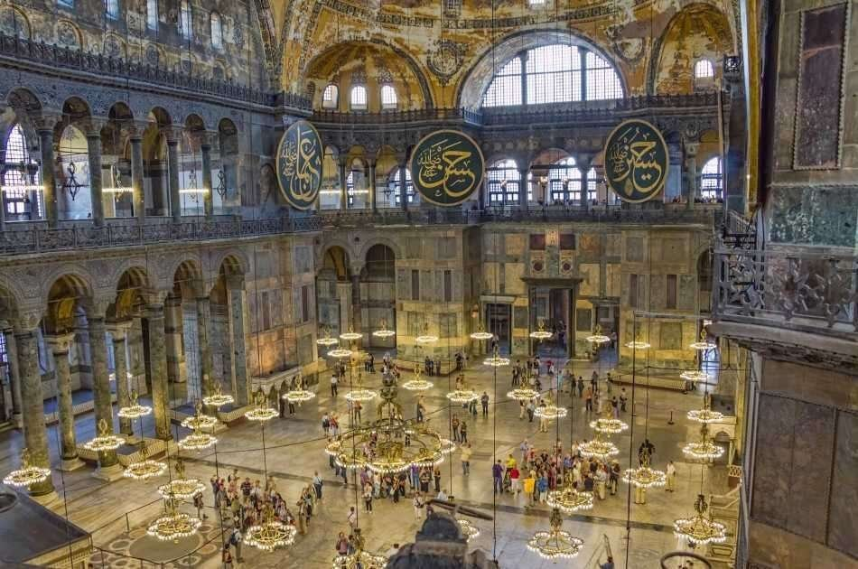 Full Day Private Istanbul Tour with Lunch