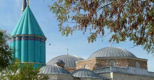 Full Day Private Konya Tour Rumi Shrine