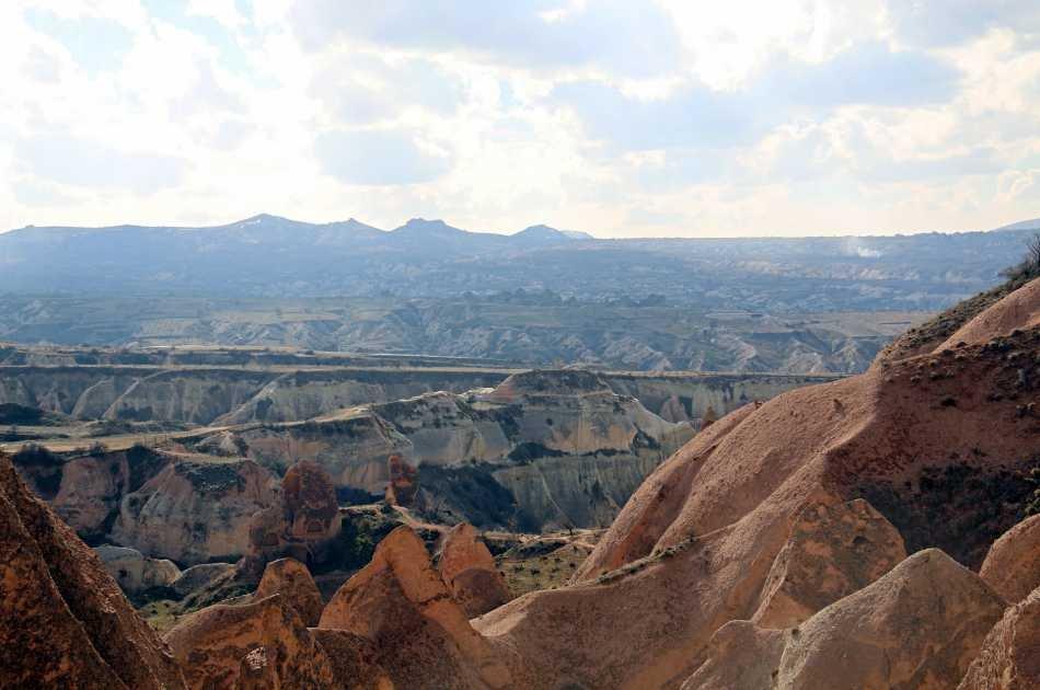 Full Day Red Valley Hike & Kaymakli Underground City Tour