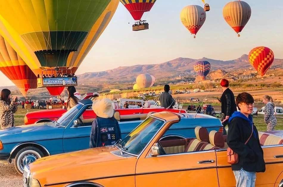 Get on the Road with an Exciting Cappadocia Jeep Safari