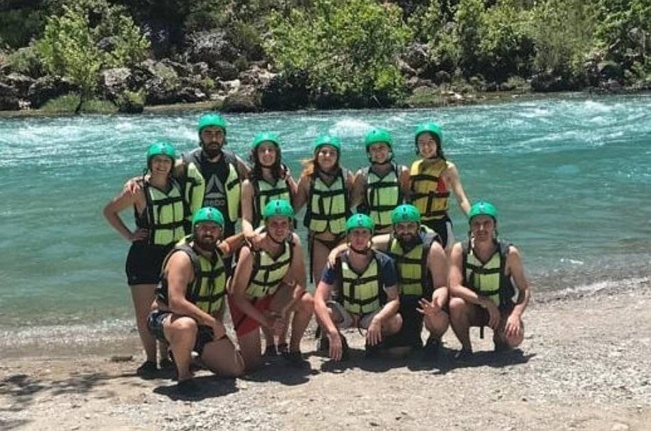 Get Ready for a Thrill on a Dalaman River Rafting Tour from Marmaris