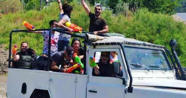 Go on a Jeep Safari From the Dalaman Area