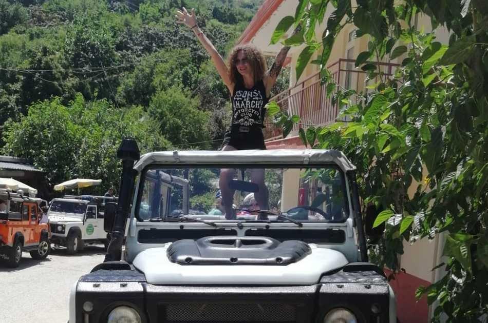 Go on a Jeep Safari From the Dalaman Area