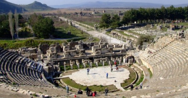 Half Day Exclusive Private Ephesus Tour From Kusadasi