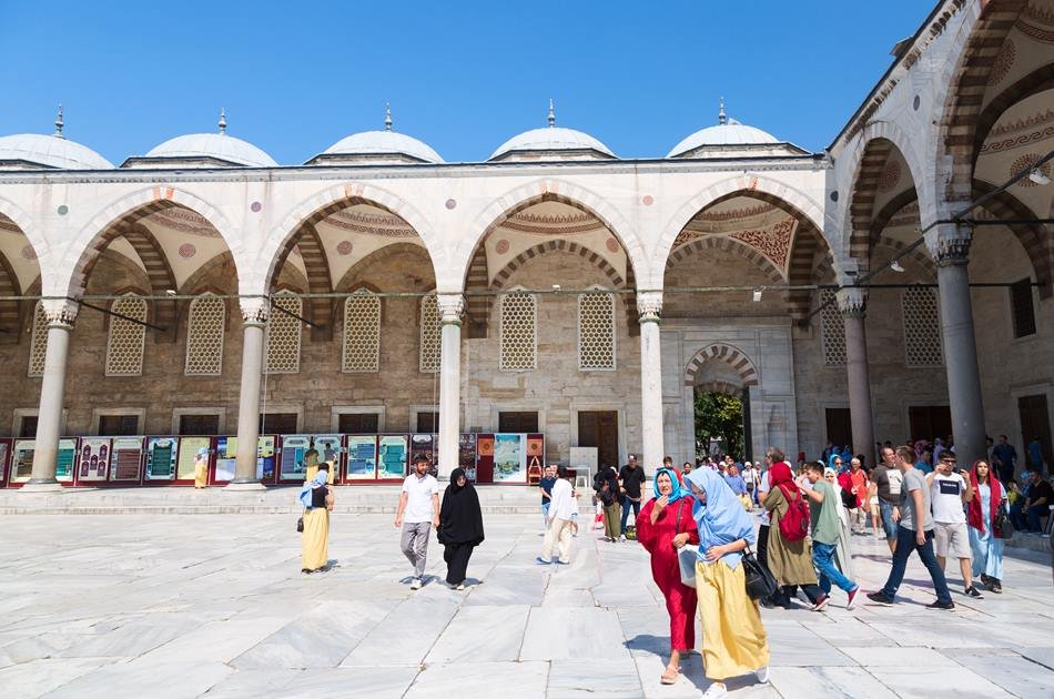 Half Day Galata Tower and City Tour of Istanbul
