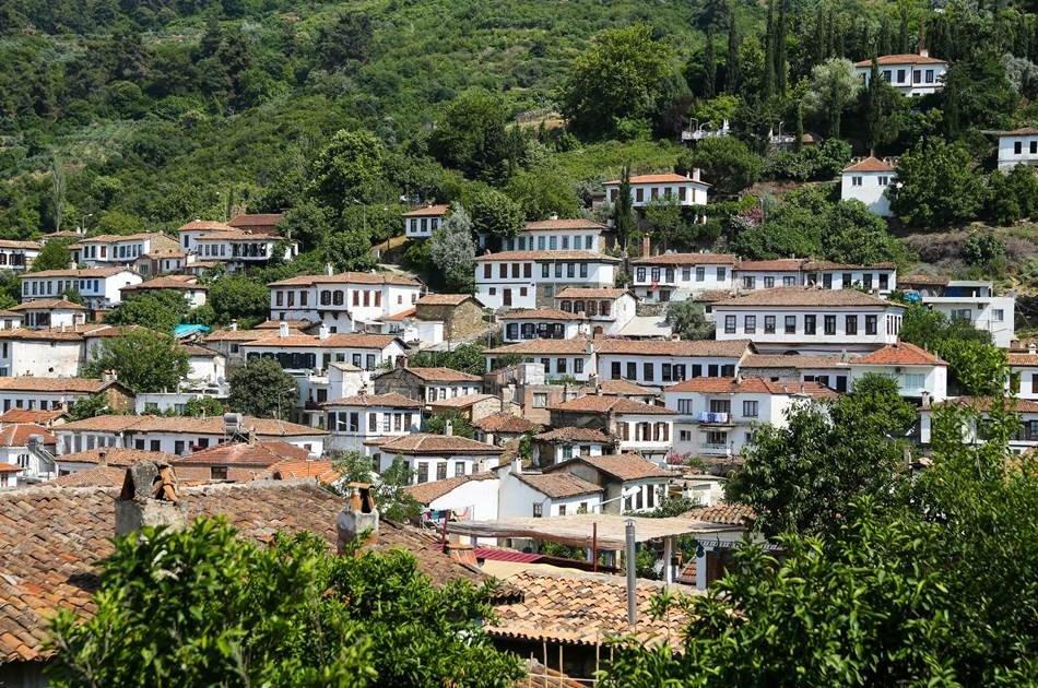 Half Day Private Sirince Village Tour From Kusadasi
