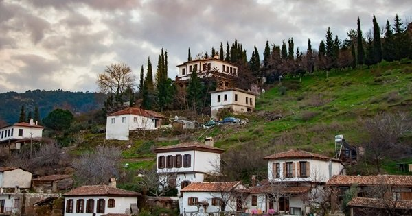 Half Day Private Sirince Village Tour From Kusadasi