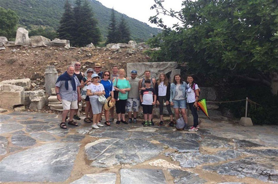 Half Day Small Group Tour of Ephesus