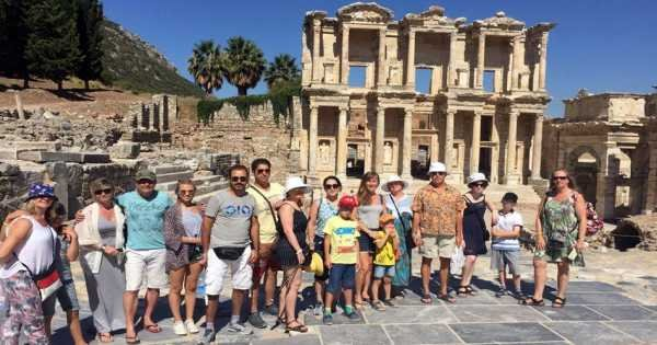 Half Day Small Group Tour of Ephesus