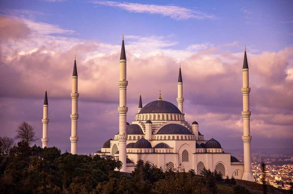 Impeccable Istanbul 4 Day Tour Package