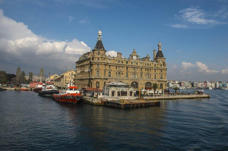 Istanbul Dinner & Show Cruise On The Bosphorus
