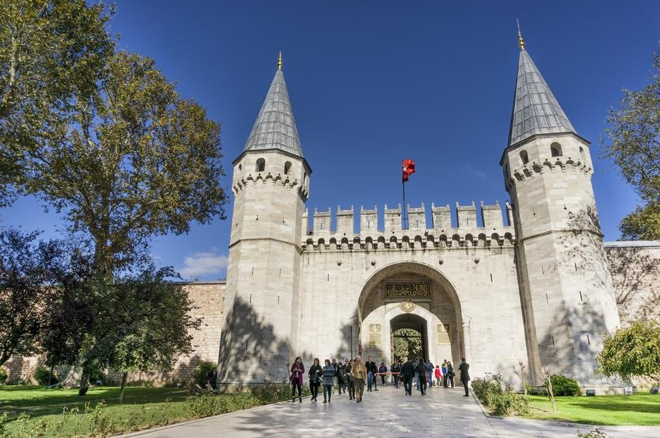 Istanbul Shore Excursion: Istanbul in One Day Sightseeing Tour
