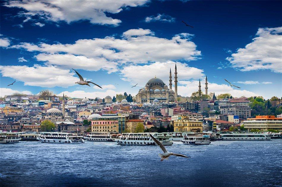 Istanbul Sultanahmet Turkish Bath Experience