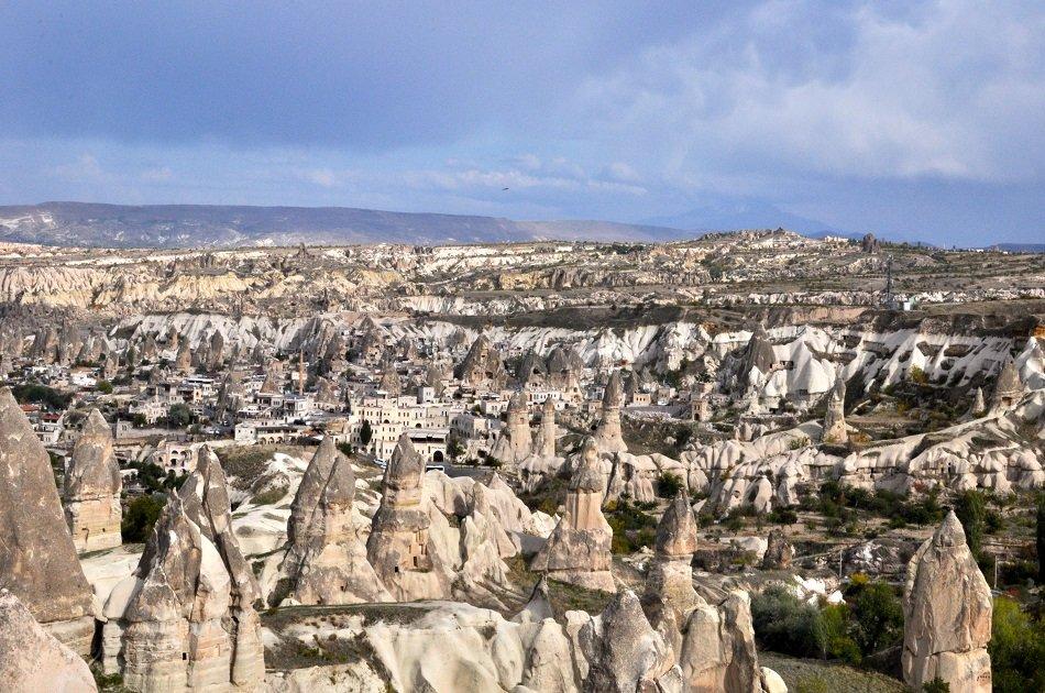 Istanbul to Cappadocia 4 Days Private Tour
