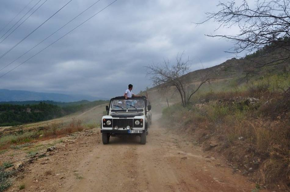 Jeep Safari Tour to the Taurus Mountains with Lunch