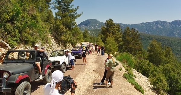 Kusadasi Adventure Jeep Safari Group Tours