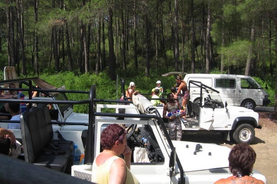 Kusadasi Adventure Jeep Safari Group Tours