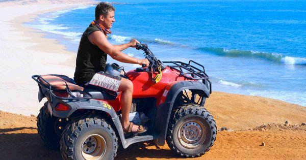 Kusadasi Adventure Quad Bike ATV Safari Group Tours