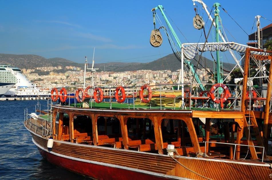 Kusadasi Boat Group Trip