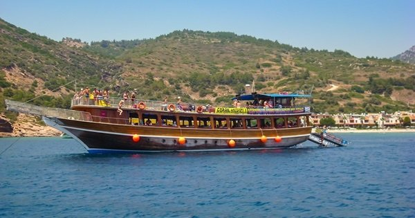 Kusadasi Boat Group Trip