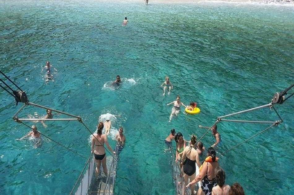 Kusadasi Full Day Boat Trip with Lunch