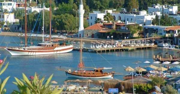 Live in Luxury on a VIP Private Boat Cruise in Bodrum