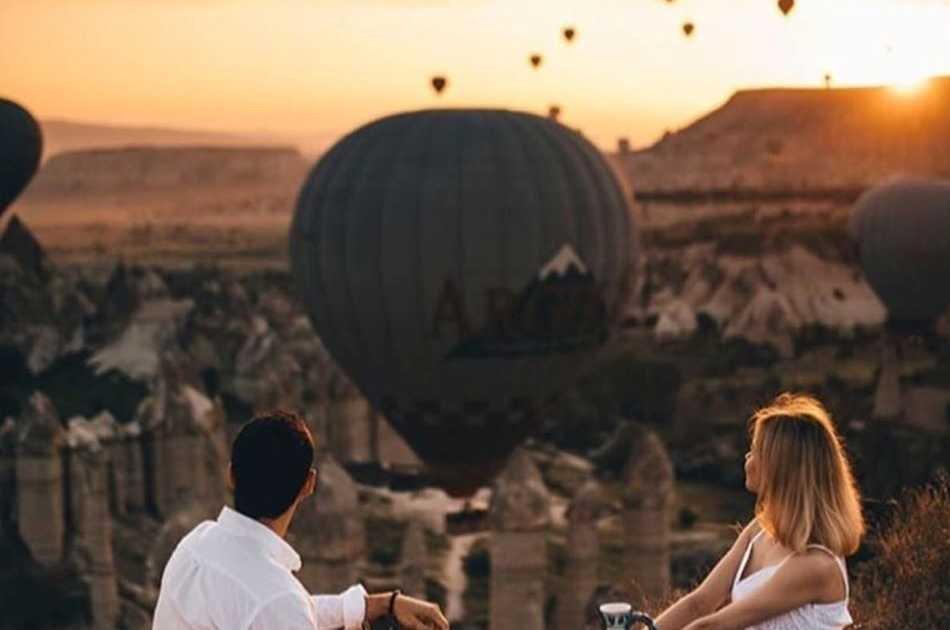 Magical Cappadocia Tour by Flight from Antalya