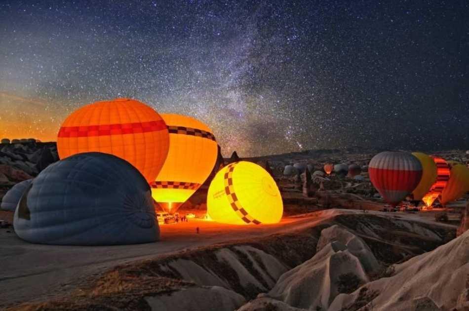 Magical Flights on a Cappadocia Balloon Ride