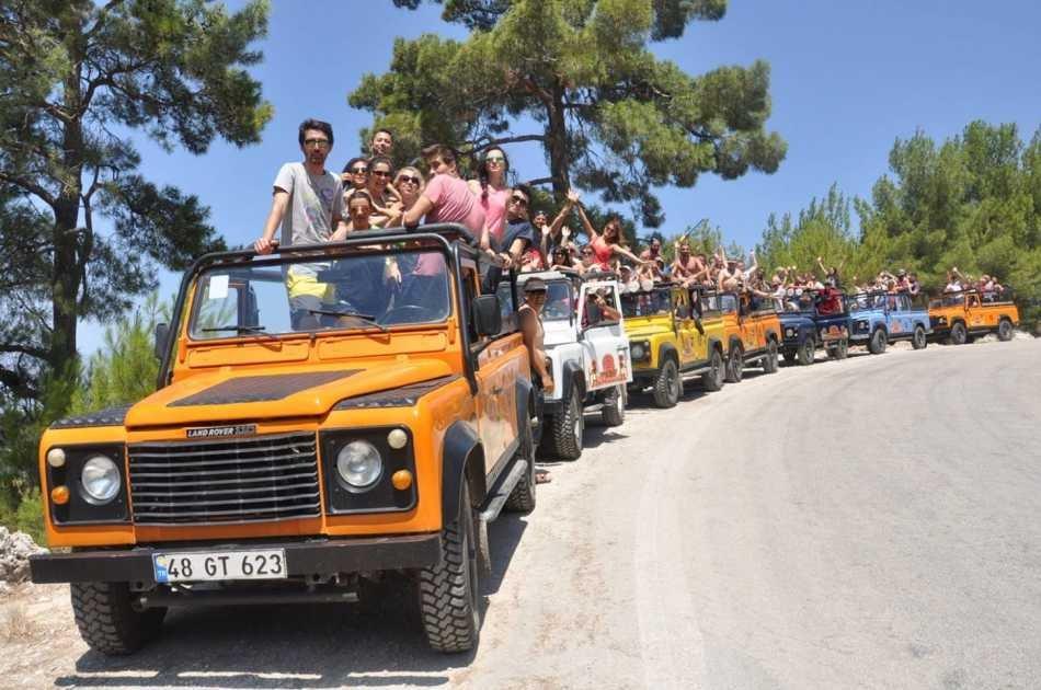 Marmaris Jeep Safari Tour