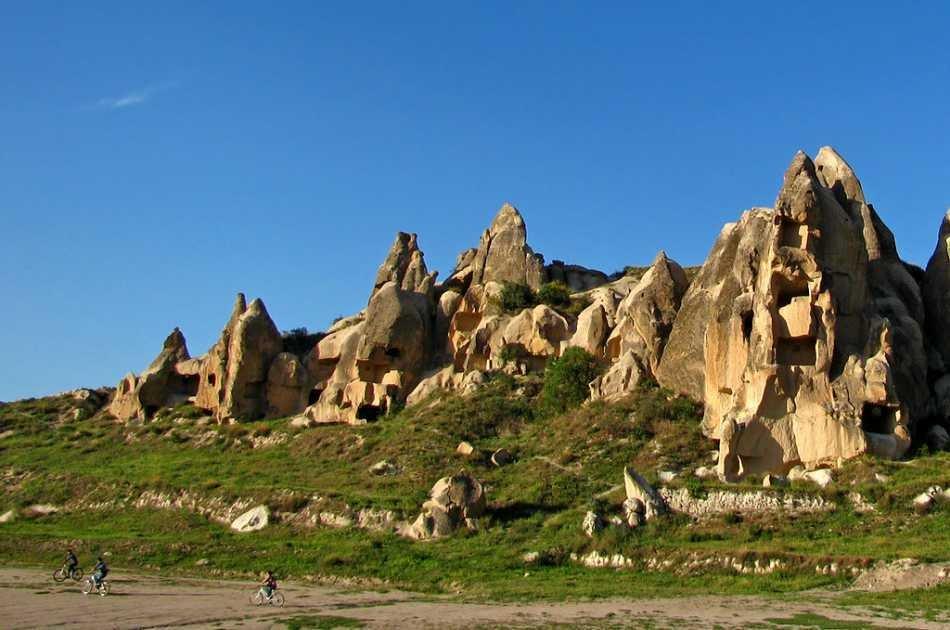 Northern Cappadocia Group Tour