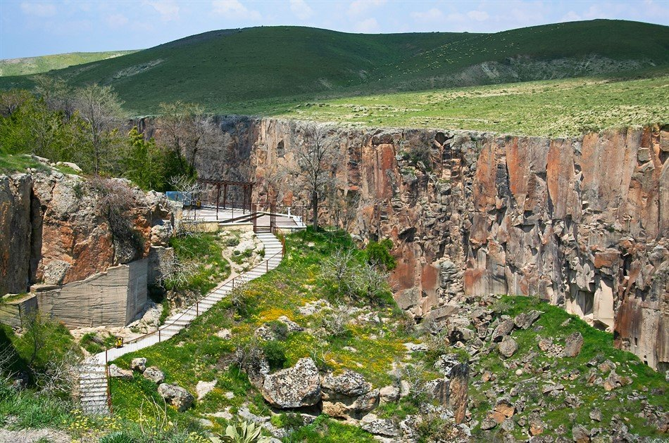 Oasis of Cappadocia Private Full Day Tour