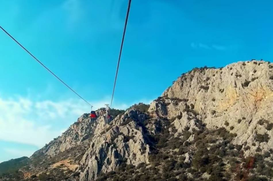 Olympos Cable Car Ride and Tour to Tahtali Mountains