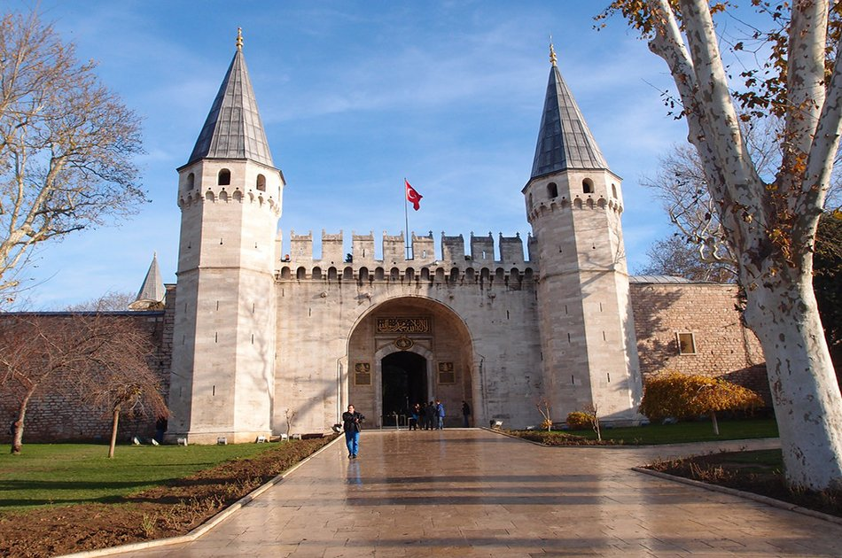 Ottoman Istanbul Half Day Afternoon Tour