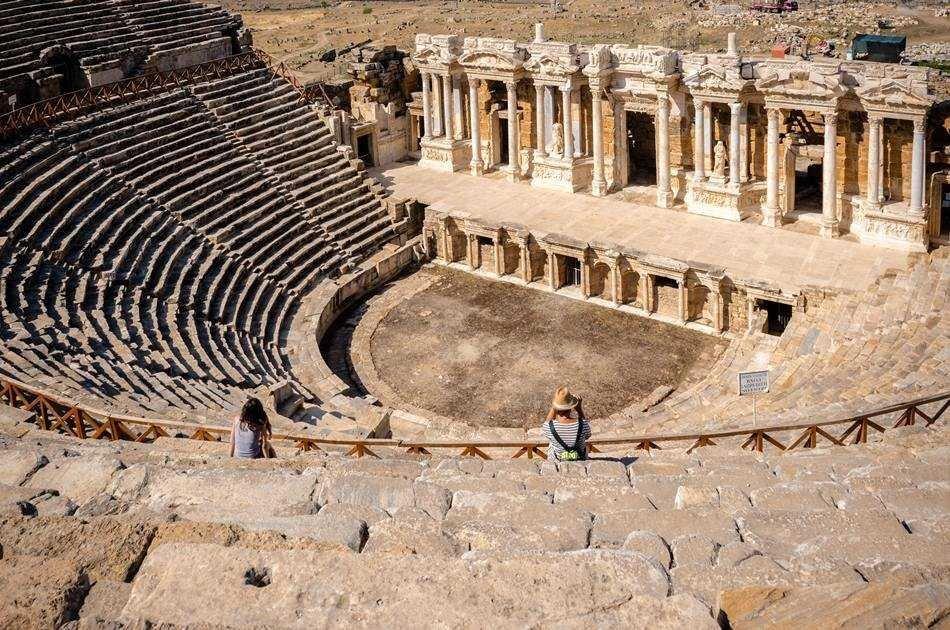 Pamukkale and Ephesus Tour from Denizli