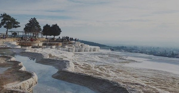 Pamukkale Overnight Tour from Kusadasi