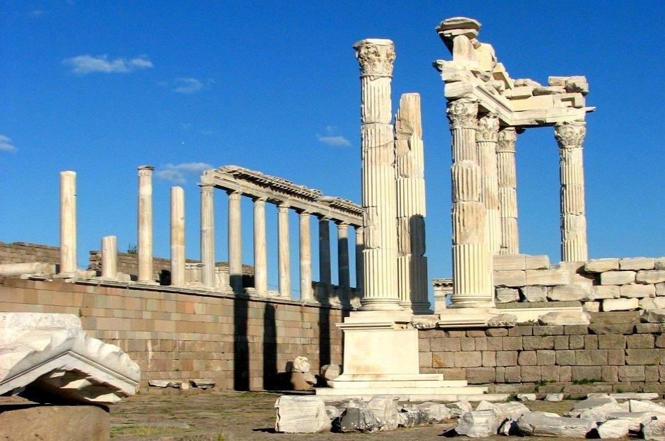 Private 7 Day Tour of Cappadocia, Konya, Pamukkale and Ephesus
