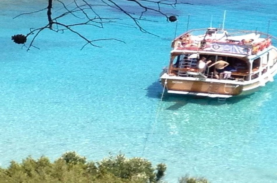 Private Boat Trip to the Most Beautiful Bays of Bodrum
