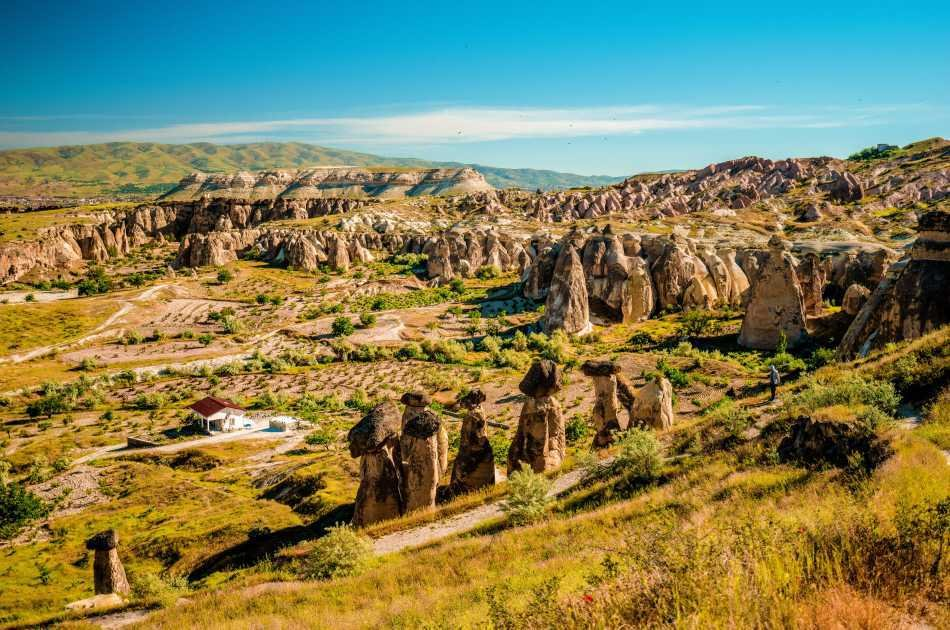 Private Cappadocia Sunset Jeep Safari