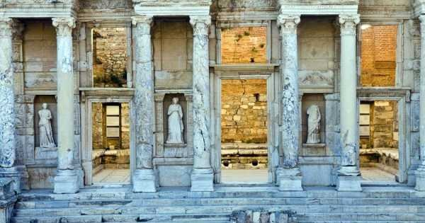 Private Ephesus Tours from ADB Izmir Airport or Izmir City Central Hotels