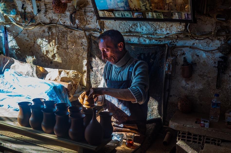 Private Full Day Cappadocia Culture Tour