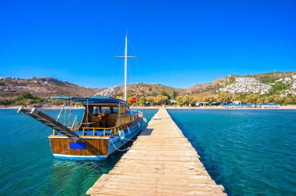 Private Full-Day City Highlights Tour of Bodrum